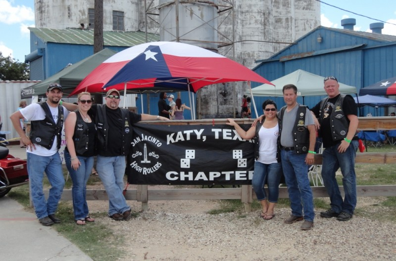 Liquor Wagon Raffle – June 2014 | San Jacinto High Rollers MC - Katy Chapter