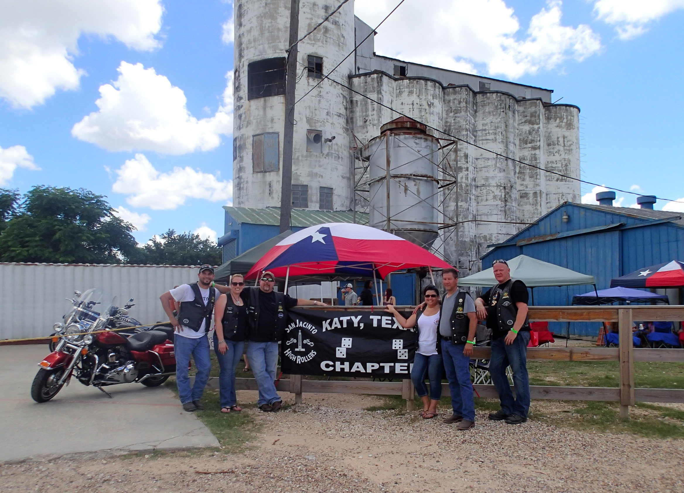Liquor Wagon Raffle – June 2014 | San Jacinto High Rollers MC - Katy Chapter