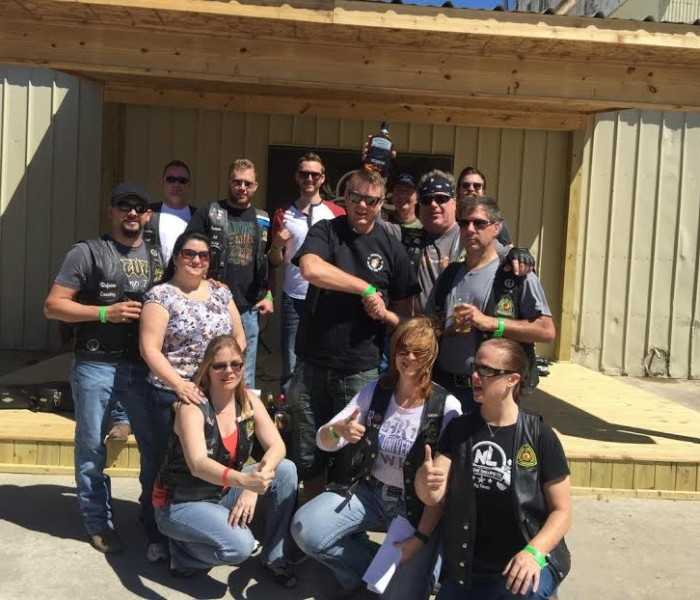 Liquor Wagon Raffle – March 2015 | San Jacinto High Rollers MC - Katy Chapter