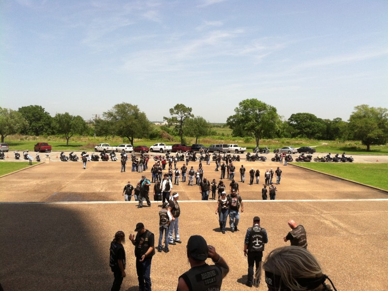 San Jacinto Monument Run – April 2015 | San Jacinto High Rollers MC - Katy Chapter