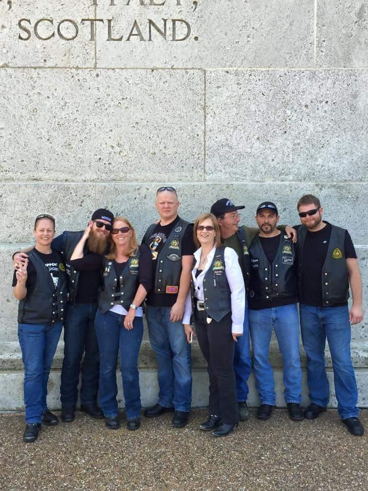San Jacinto Monument Run – April 2015 | San Jacinto High Rollers MC - Katy Chapter