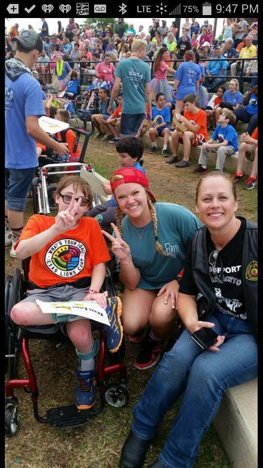 2015 Texas Lion's Camp Run – June 2015 | San Jacinto High Rollers MC - Katy Chapter