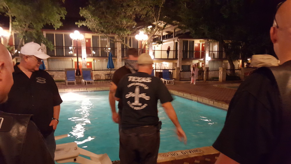 High Roller Bueller Patch In – June 2015 | San Jacinto High Rollers MC - Katy Chapter