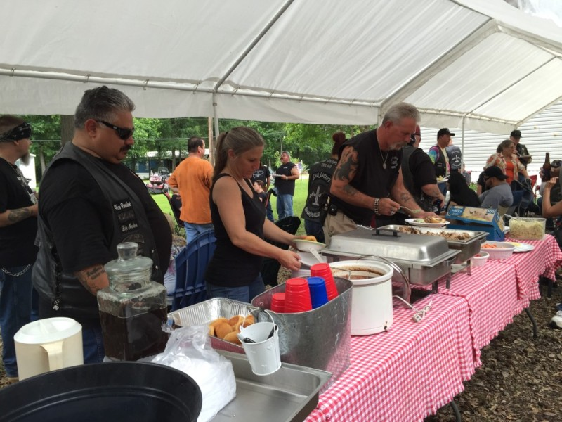 Meat's Memorial Day BBQ – May 2015 | San Jacinto High Rollers MC - Katy Chapter