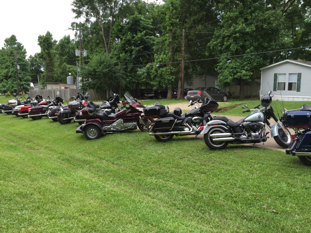 Meat's Memorial Day BBQ – May 2015   San Jacinto High Rollers MC - Katy Chapter