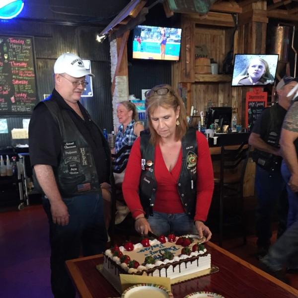 Professor's Birthday – June 2015 | San Jacinto High Rollers MC - Katy Chapter