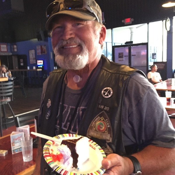 Professor's Birthday – June 2015 | San Jacinto High Rollers MC - Katy Chapter