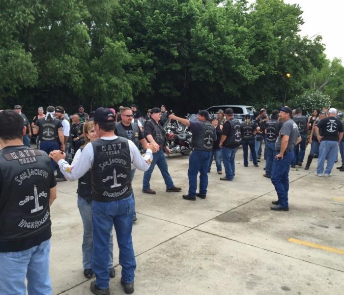 2015 Texas Lion's Camp Run – June 2015   San Jacinto High Rollers MC - Katy Chapter