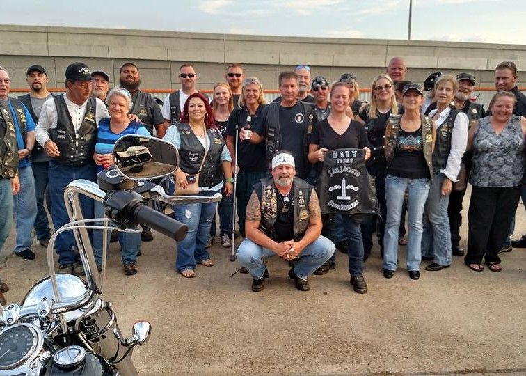 SJHRMC Jus-Madi Patch In – September 2015 | San Jacinto High Rollers MC - Katy Texas Chapter