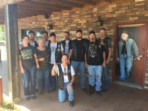 Pivo Breakfast Run – August 2015 by San Jacinto High Rollers MC - Katy Texas Chapter
