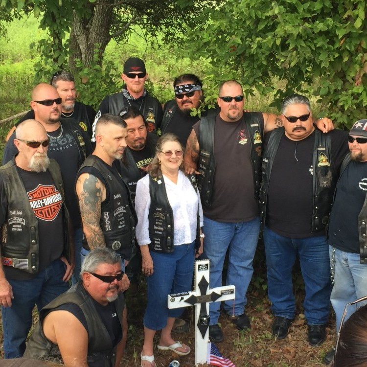 SJHRMC Bubba's Cross Ride – August 2015 | San Jacinto High Rollers MC - Katy Texas Chapter