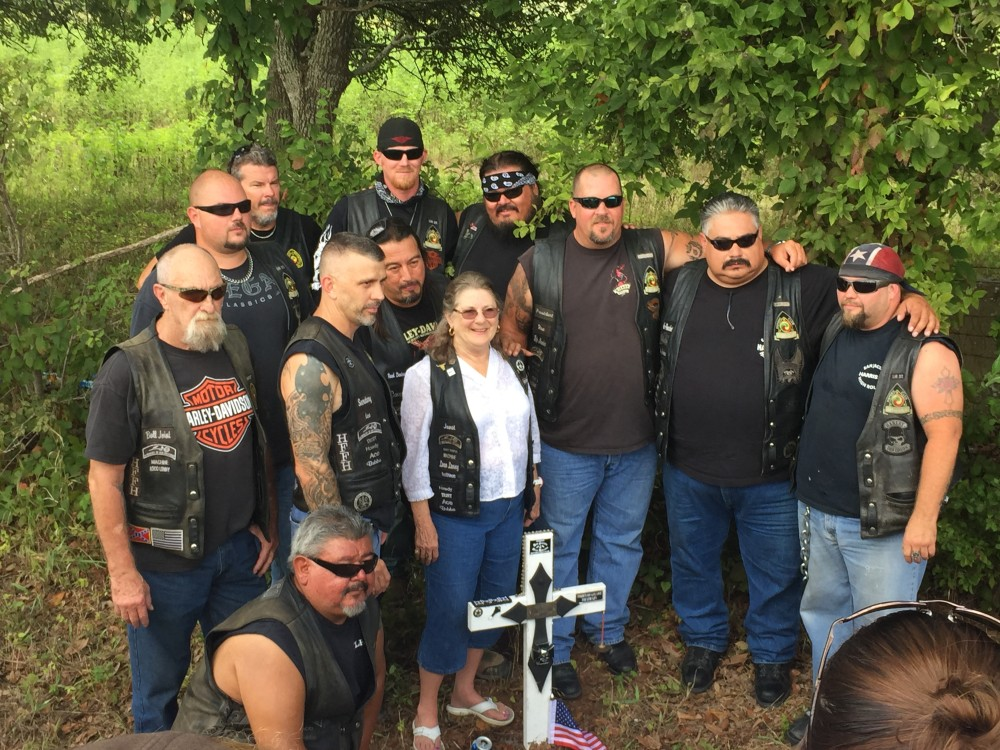 SJHRMC Bubba's Cross Ride – August 2015   San Jacinto High Rollers MC - Katy Texas Chapter