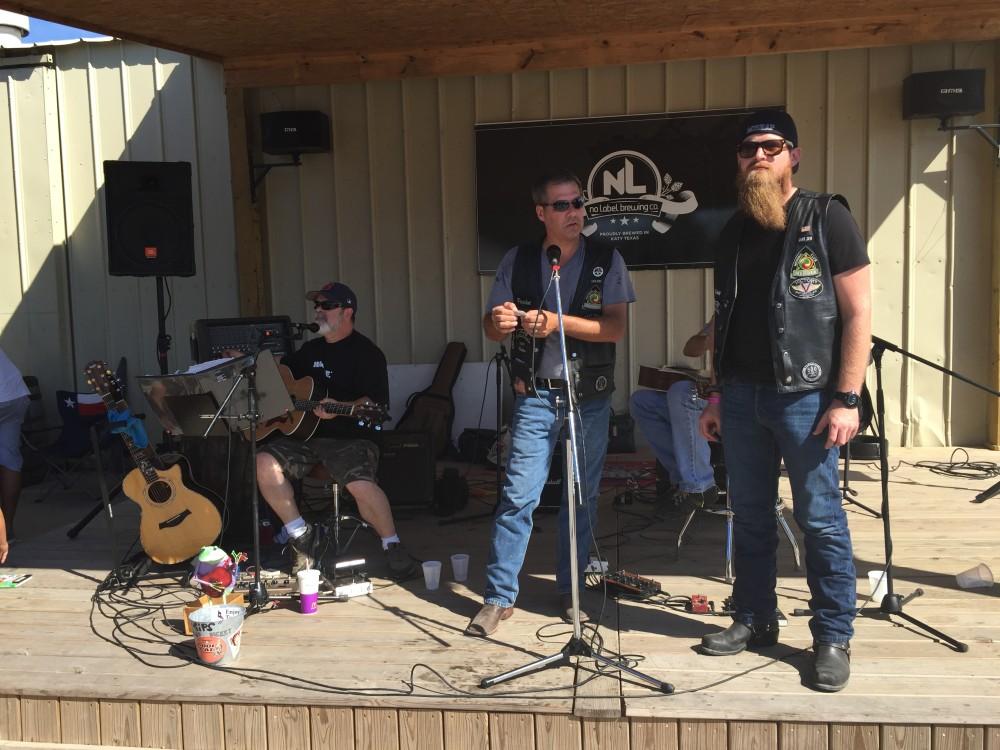 SJHRMC Katy Fall Fling  Liquor Wagon Raffle – October 2015   San Jacinto High Rollers MC - Katy Texas Chapter