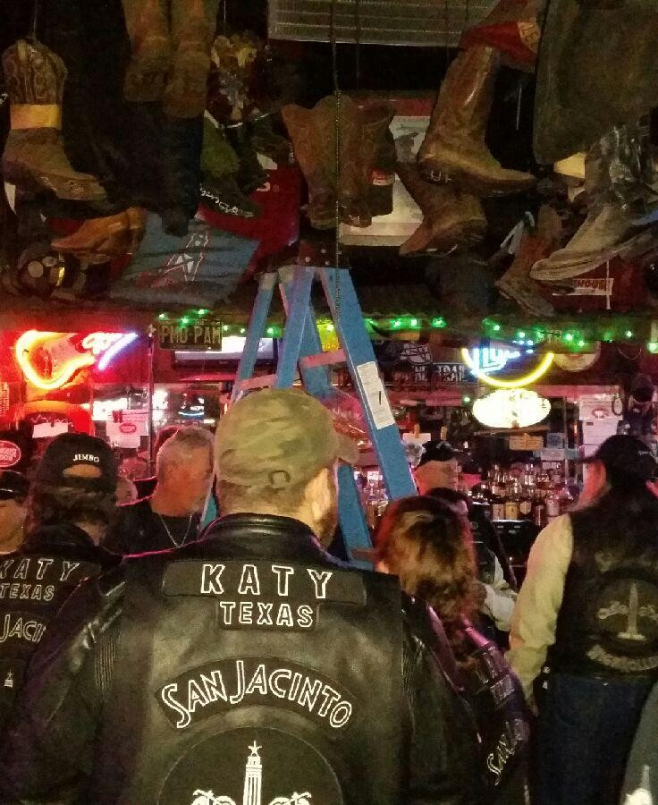 SJHRMC Buddy Bumpus Fallen Brothers Tribute – December 2015 by San Jacinto High Rollers MC - Katy Texas Chapter