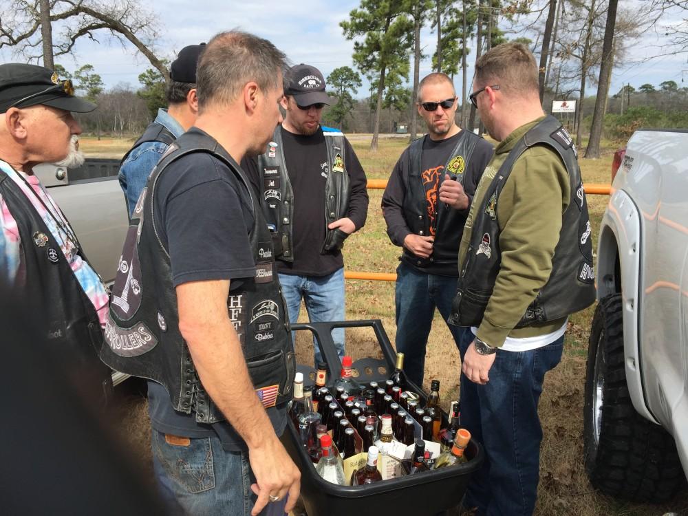 SJHRMC Gulf Coast Area Riders Chili Cook Off – February 2016 by San Jacinto High Rollers MC - Katy Texas Chapter