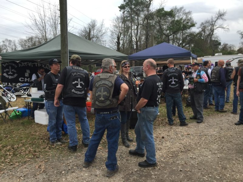 SJHRMC Gulf Coast Area Riders Chili Cook Off – February 2016 by San Jacinto High Rollers MC - Katy Texas Chapter
