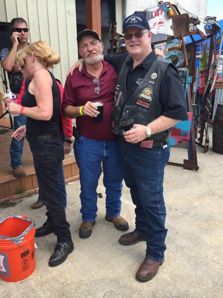 SJHRMC Katy Liquor Wagon Raffle – May 2016 by San Jacinto High Rollers MC - Katy Texas Chapter