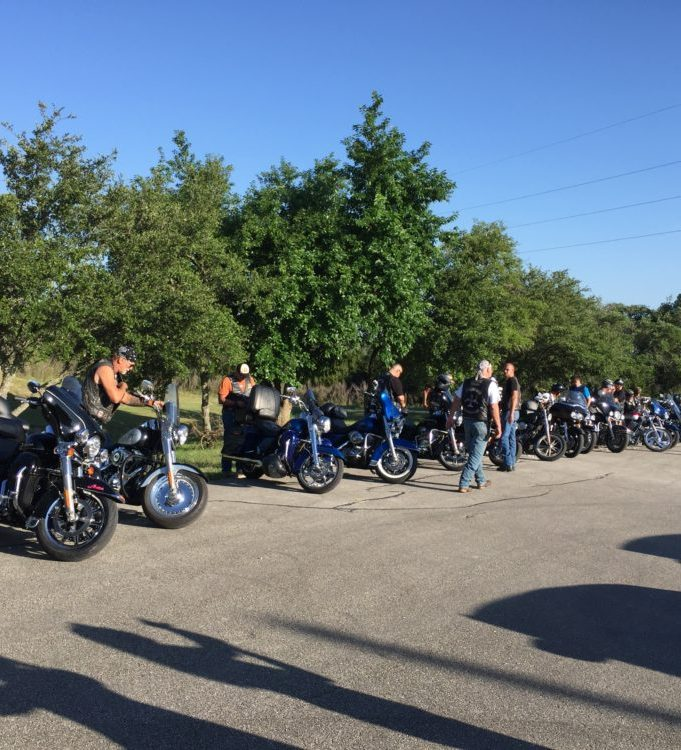 SJHRMC Texas Lion's Camp Run – June 2016 by San Jacinto High Rollers MC - Katy Texas Chapter