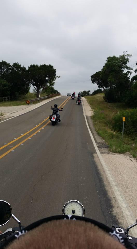SJHRMC Texas Lion's Camp Run – June 2016 by San Jacinto High Rollers MC - Katy Texas Chapter