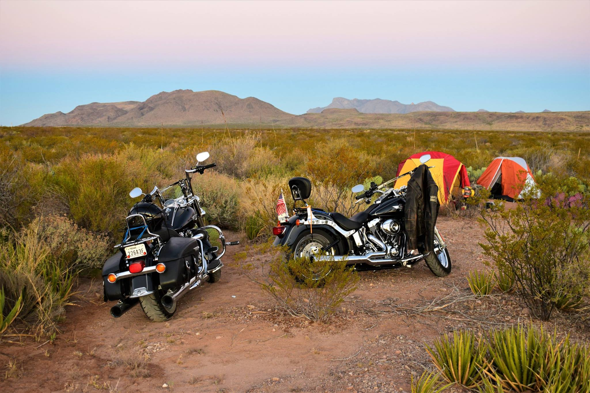 SJHRMC Bueller's Big Bend National Park Ride