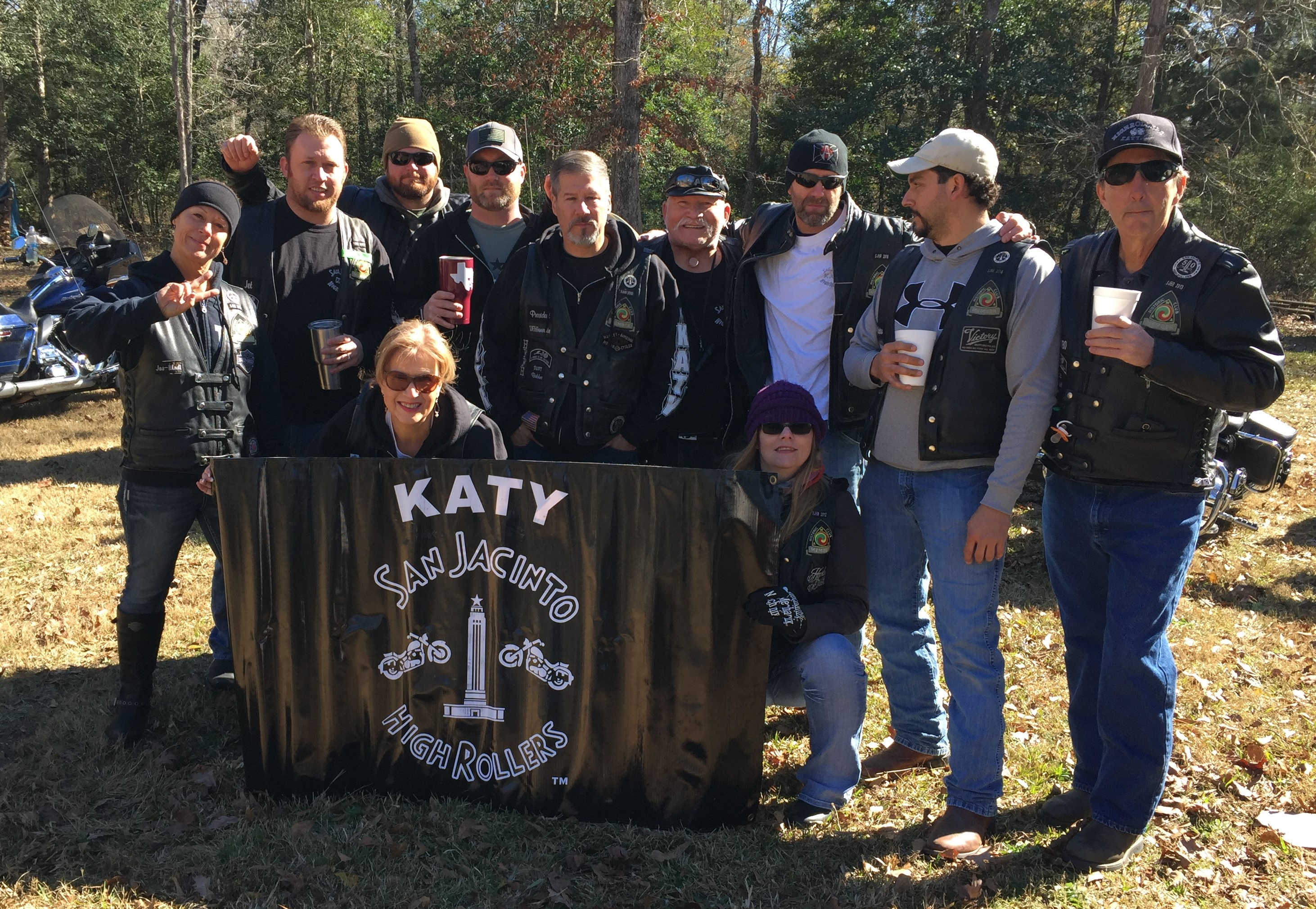 SJHRMC Katy Chapter 10th Anniversary Party - January 2018