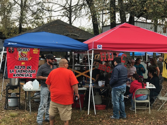 SJHRMC 3rd Annual Gulf Coast Area Biker Chili Cook Off – January 2018