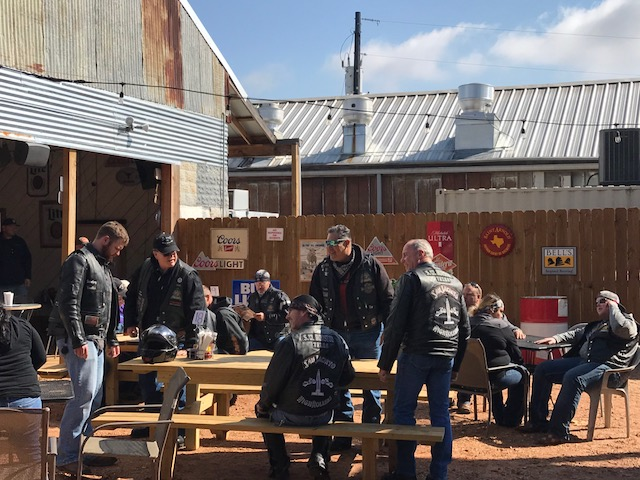 SJHRMC Bubba's Cross & Kenney Store Ride - January 2018