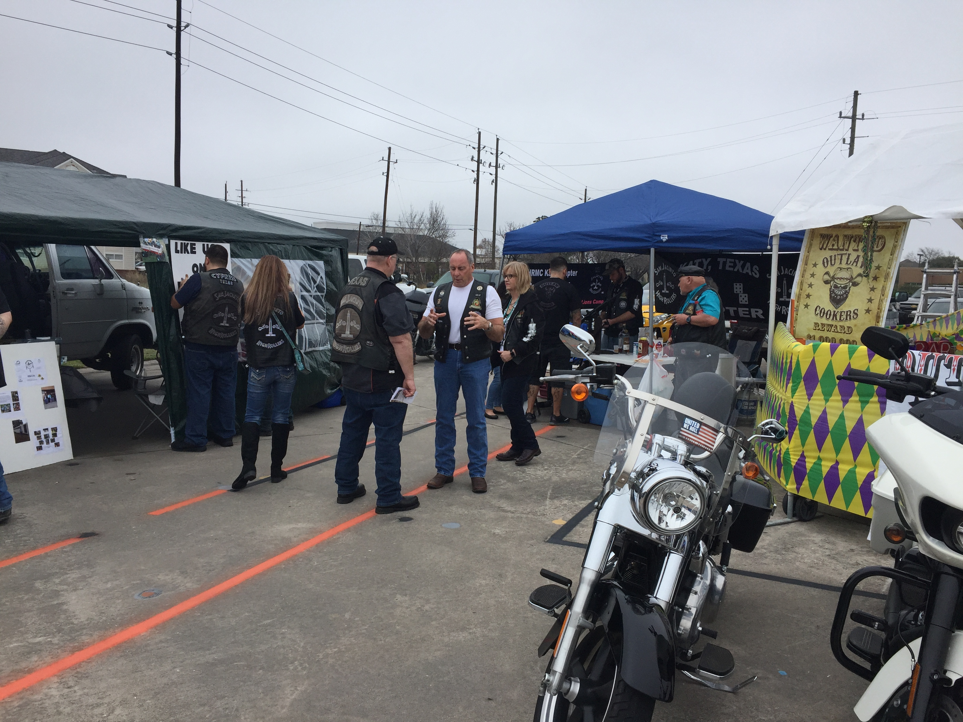 SJHRMC Mancuso Chili Cook-Off - February 2018