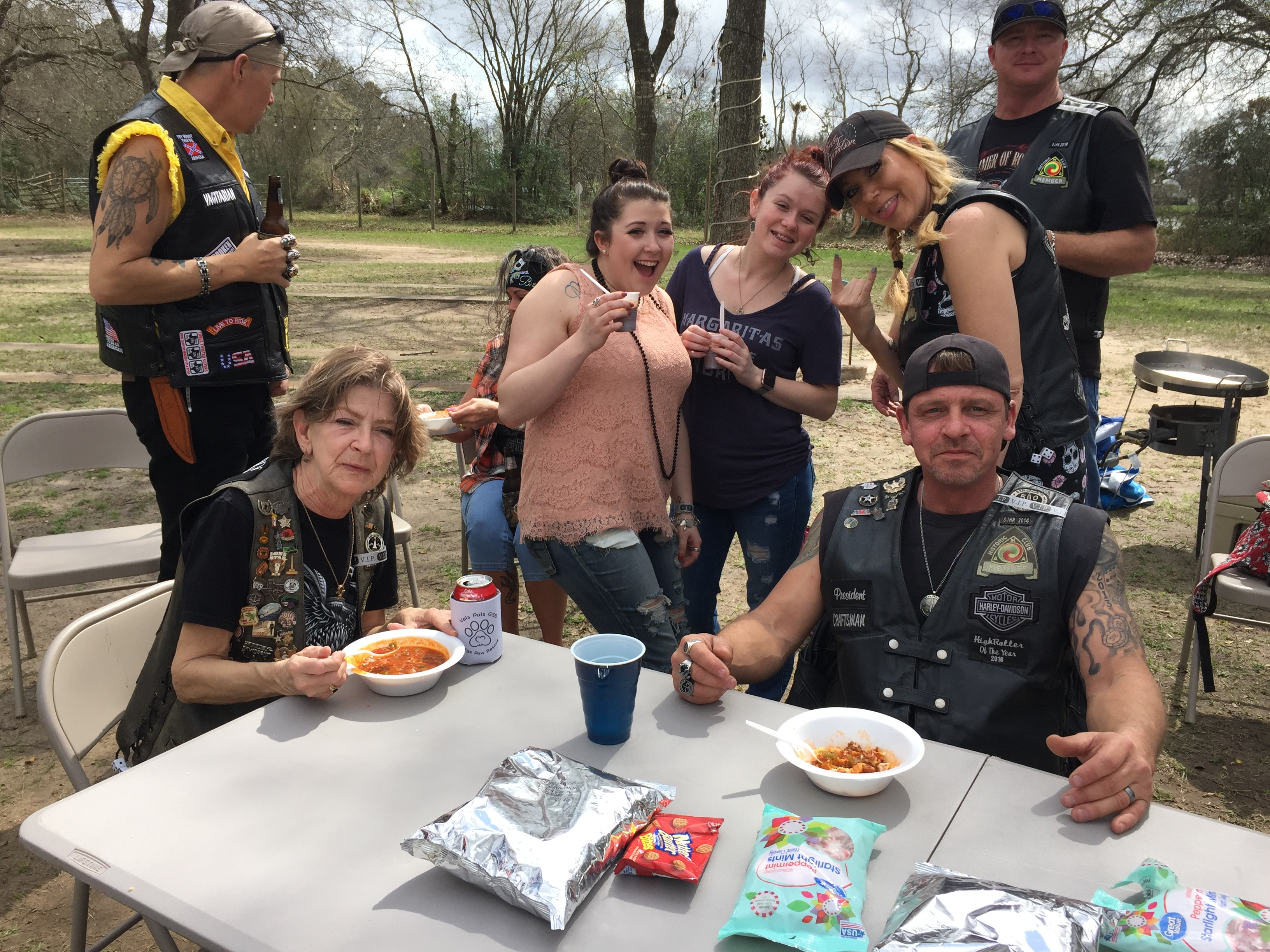 SJHRMC San Jacinto High Roller 2018 Annual Chili Cook-Off – February 2018